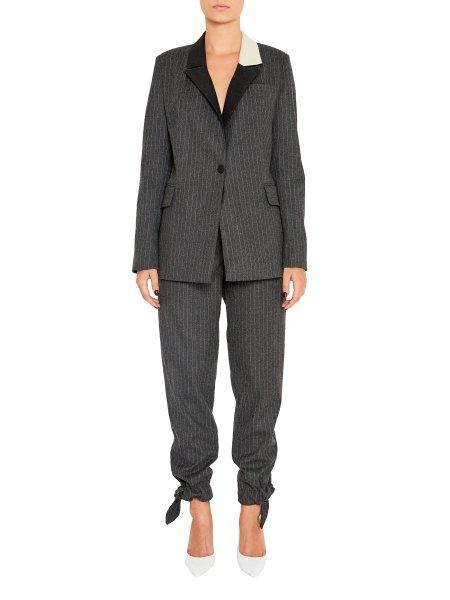 Grey Woolen Trousers