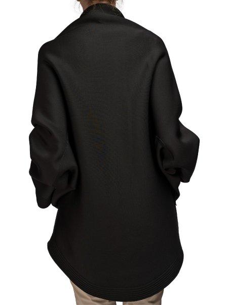 Oversized Front Zipped Jacket