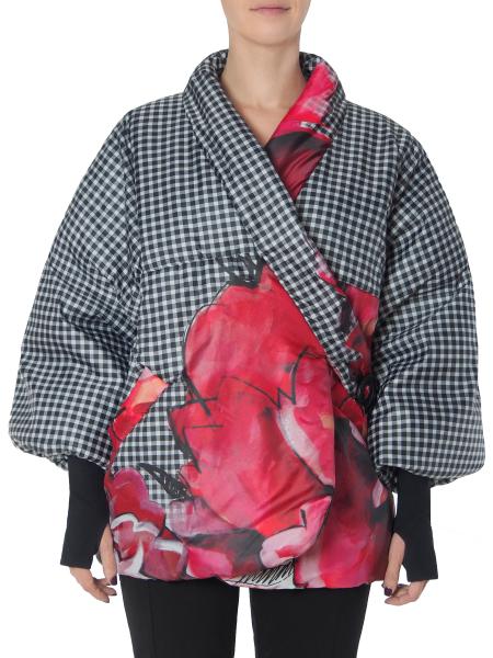 Oversized Slicker Jacket