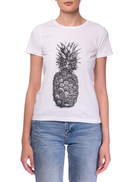 Pineapple Printed T-shirt