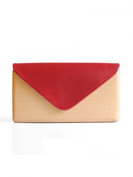 Red Mini Handcrafted Bag