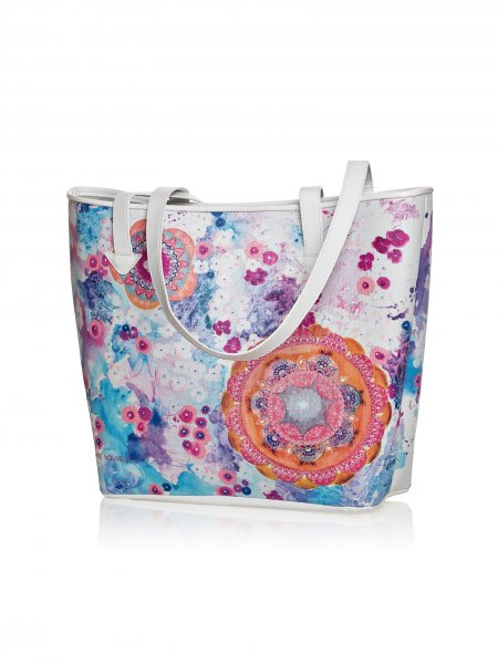 Spring Printed Shoulder Bag
