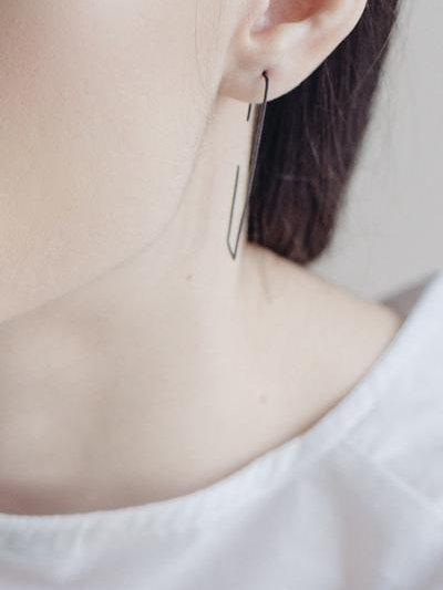 Translation Earrings