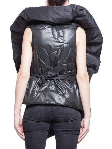 Two-Faced Black Vest