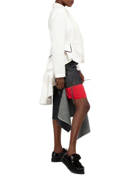 White Woolen Jacket
